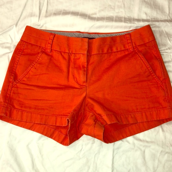 J. Crew Pants - J crew Chino Short size 0